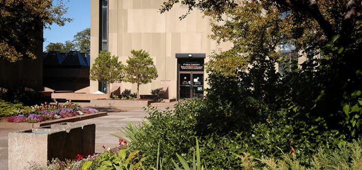 Confederation Centre Public Library