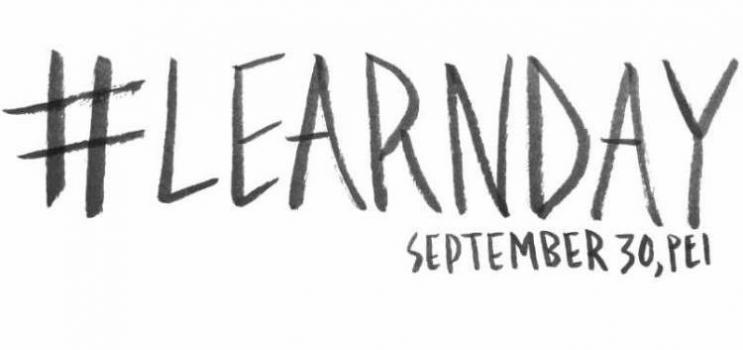 #LearnDay is September 30