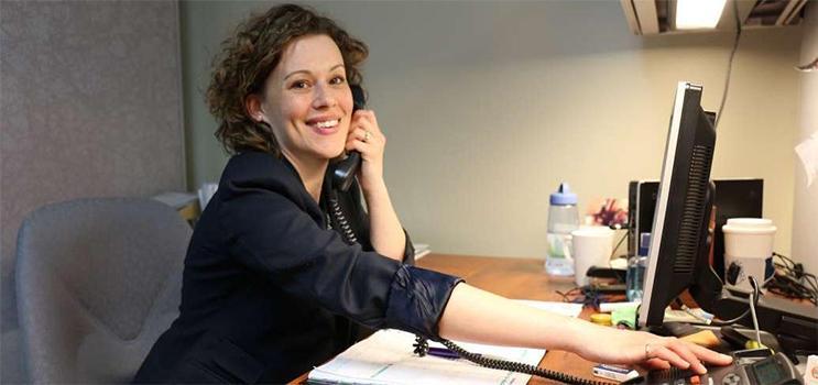 Mary Laura Coady, intervenante-pivot provinciale, Santé Î.-P.-É.