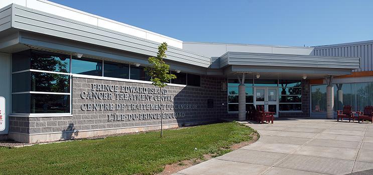 PEI Cancer Treatment Centre / Centre de traitement du cancer de l'Î.-P.-É.