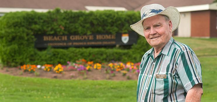 Hubert McIsaac, Volunteer