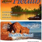 PEI Health Card