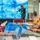 Staff in Joint Emergency Operations Centre preparing for extreme weather conditions