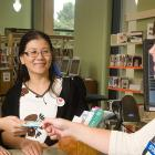 Your library card