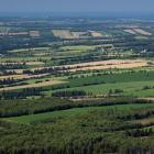 Aerial view of Brookvale, PEI