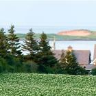Image of a house in the sun on PEI