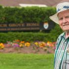 Hubert McIsaac, bénévole à Beach Grove Home