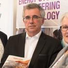 Ramona Doyle, Minister Richard Brown, Minister Paula Biggar
