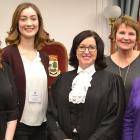 Daughters of the Vote at the Legislative Assembly