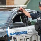 Const Kennedy of the Summerside Police Force