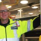 Jeremy Measham - paramedic