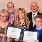 2017 Senior Islanders of the Year