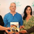 Trena Smith, Joe Driscoll, Amanda Brazil and Minister Robert Mitchell
