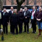 Group outside of Legislative Assembly of PEI to recognize Transgender Day of Remembrance