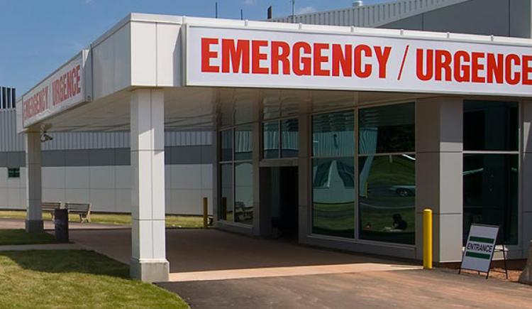 Emergency sign / Signe d'urgence