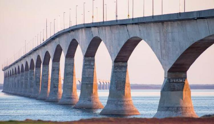Photo of the Confederation Bridge