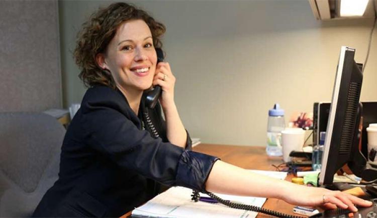 Mary Laura Coady, Health PEI's provincial Patient Navigator