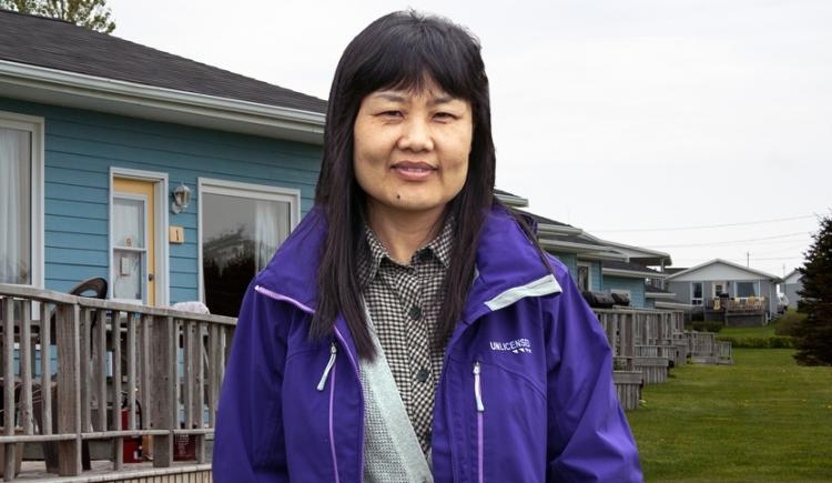 Owner of Sundance Cottages: Youling Wei