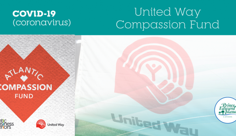Graphic image for United Way Compassionate Fund for COVID-19