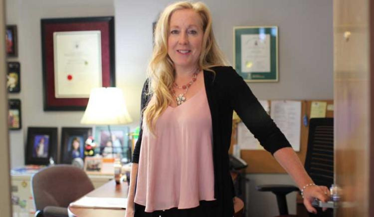 Catherine Chaisson is seeing lots of cases in her new office as PEI's first Childrens' Lawyer