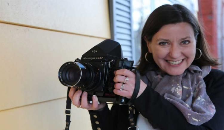 Emma Fugate is excited about funding for the film industry in the province's cultural strategy