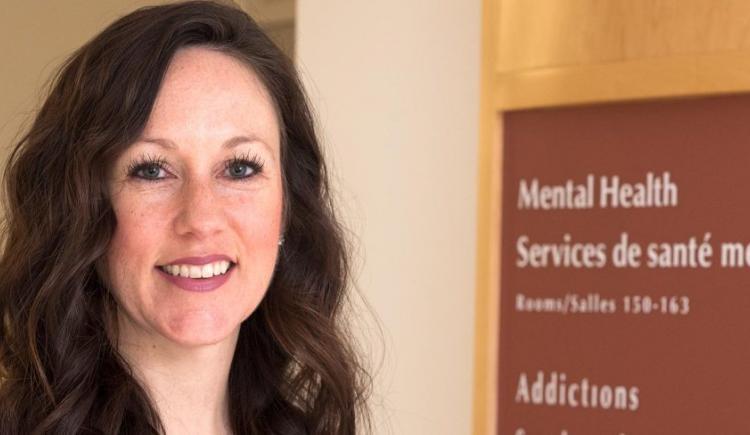 Lorna Hutt, social worker