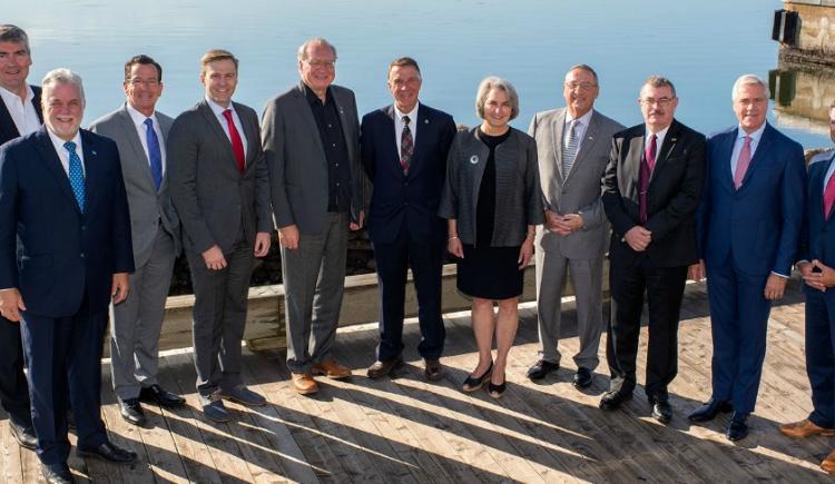 NEGECP group photo