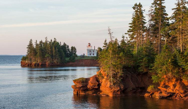 Coastal image of PEI