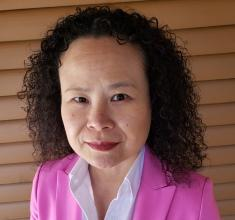 Portrait image of Dr. Amy Hsiao