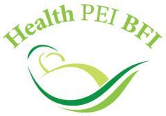 Health PEI BFI (Baby Friendly Initiative)
