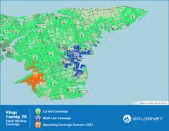King County Broadband Map