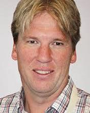 Portrait image of Mark Coffin, PEI