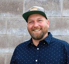 Portrait image of Mitch Cobb, Upstreet Brewing