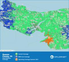 Queens county broadband map