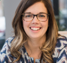 Portrait image of Stefanie Corbett, PEI